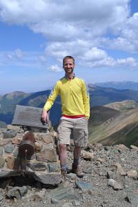 Geoff - Wheeler Peak